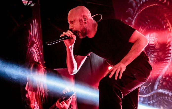 Meshuggah UK tour