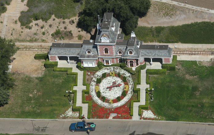 Neverland Ranch, Michael Jackson
