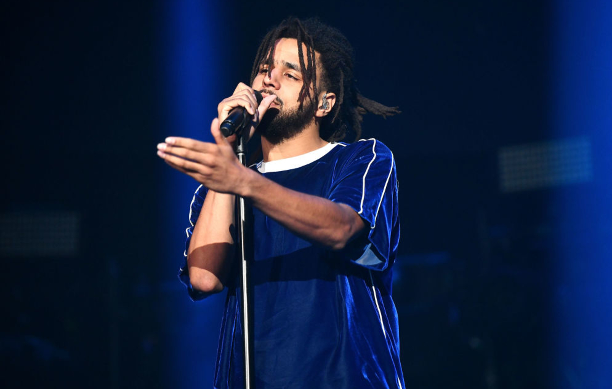 J. Cole teases three new projects and implies he might retire afterwards