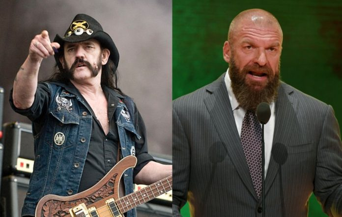 Lemmy and Triple H