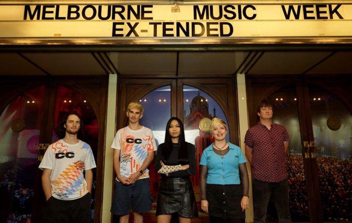 Melbourne Music Week 2020