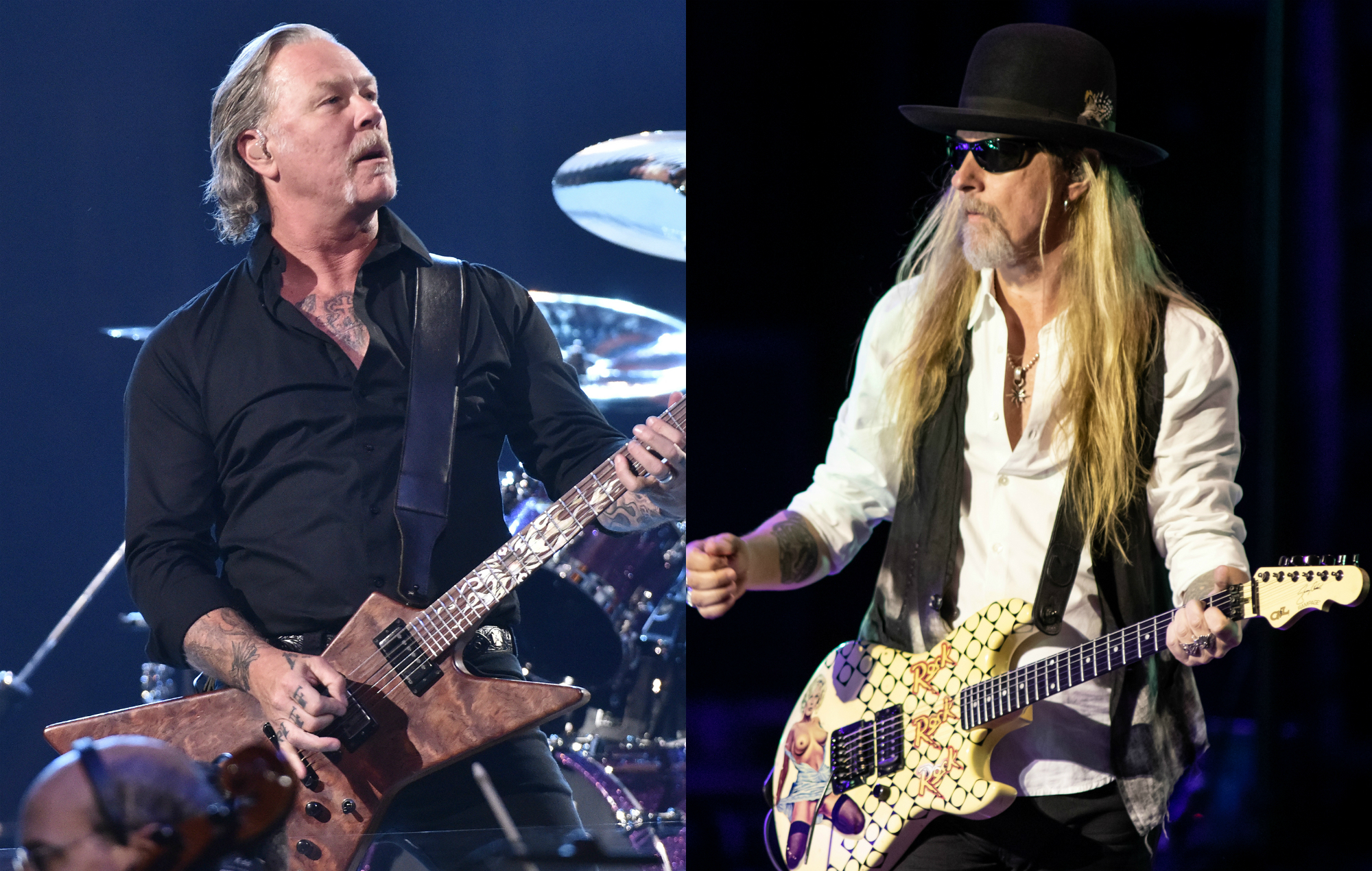 Watch Metallica cover Alice In Chains' classic single 'Would?'