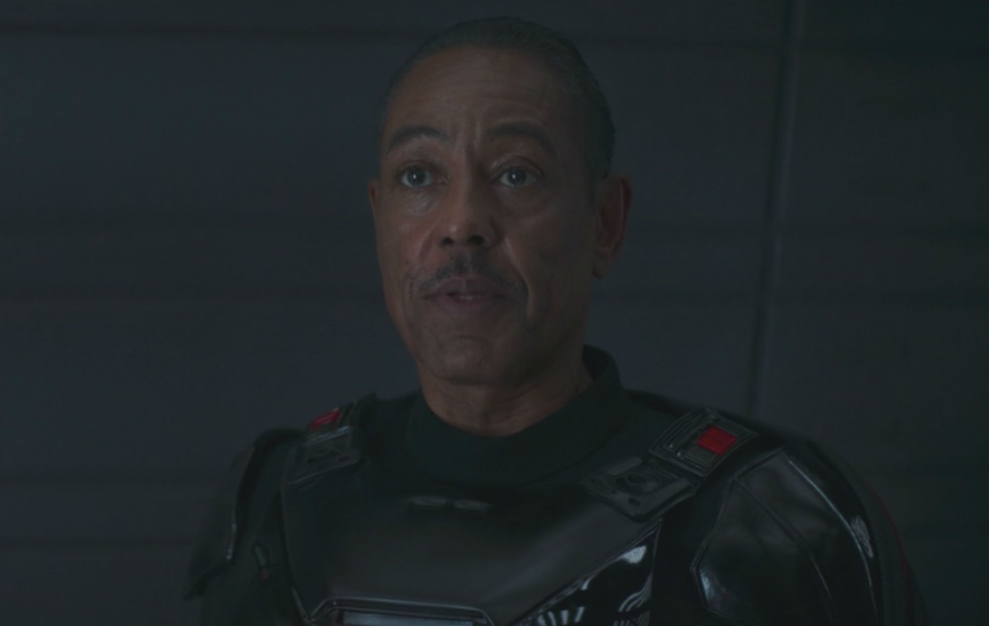 Moff Gideon in 'The Mandalorian'