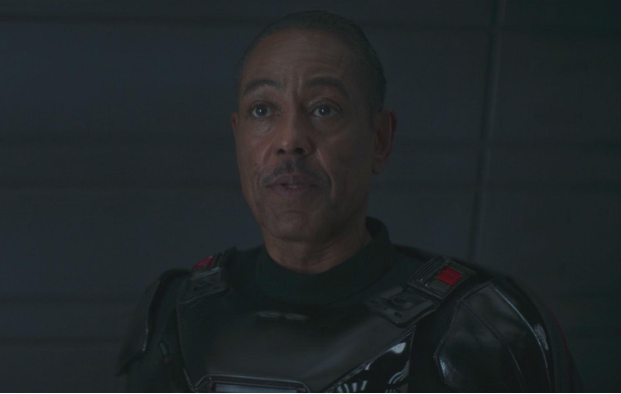 Moff Gideon in 'The Mandalorian'