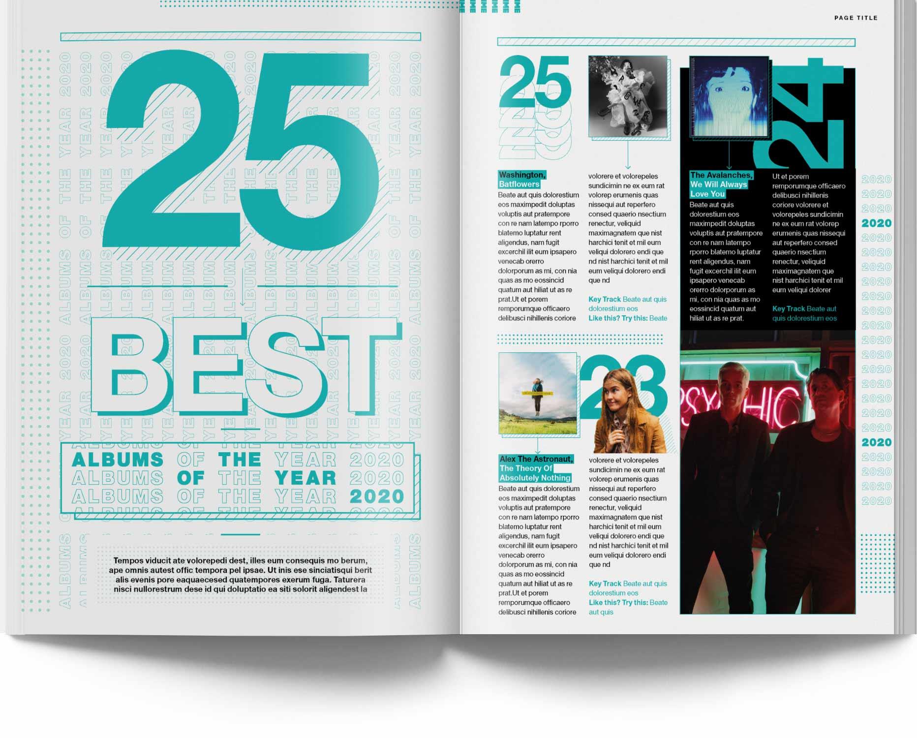 nme australia best albums 2020