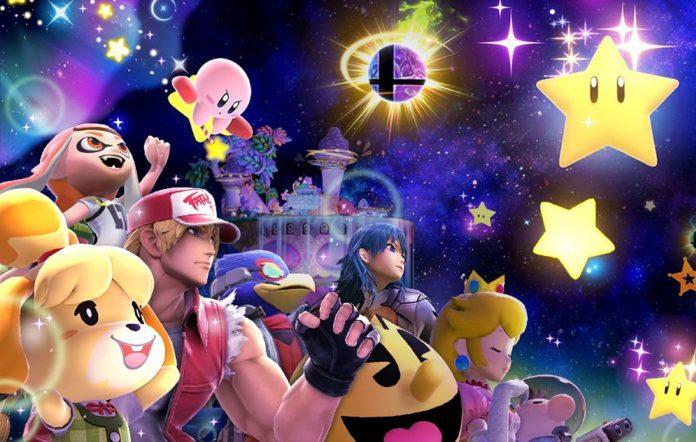 Nintendo Super Smash Bros Ultimate Stars