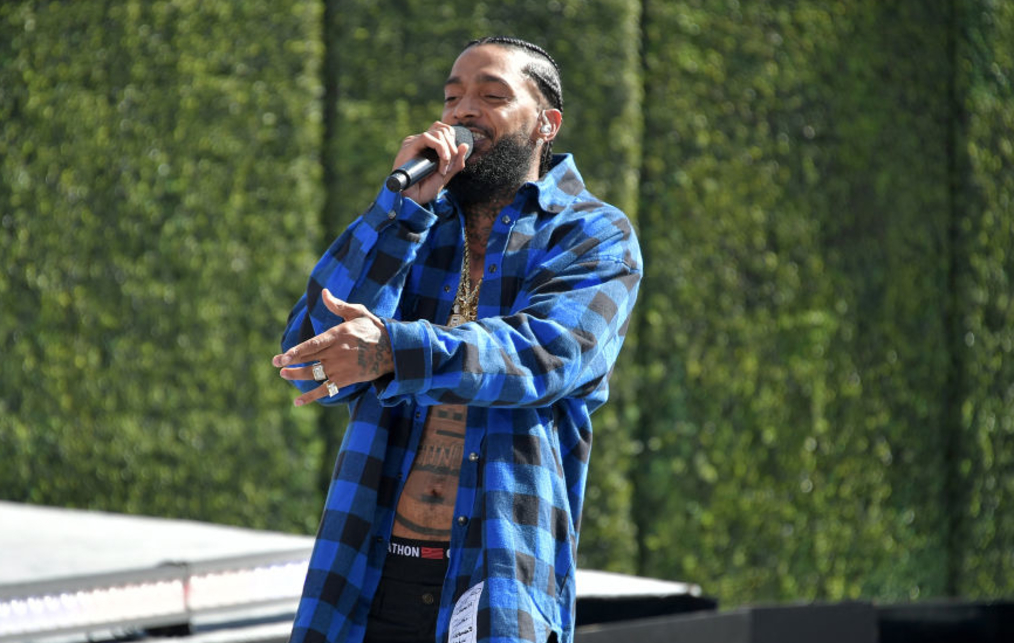 New Nipsey Hussle album is on the way featuring Dave East and Trae Tha Truth