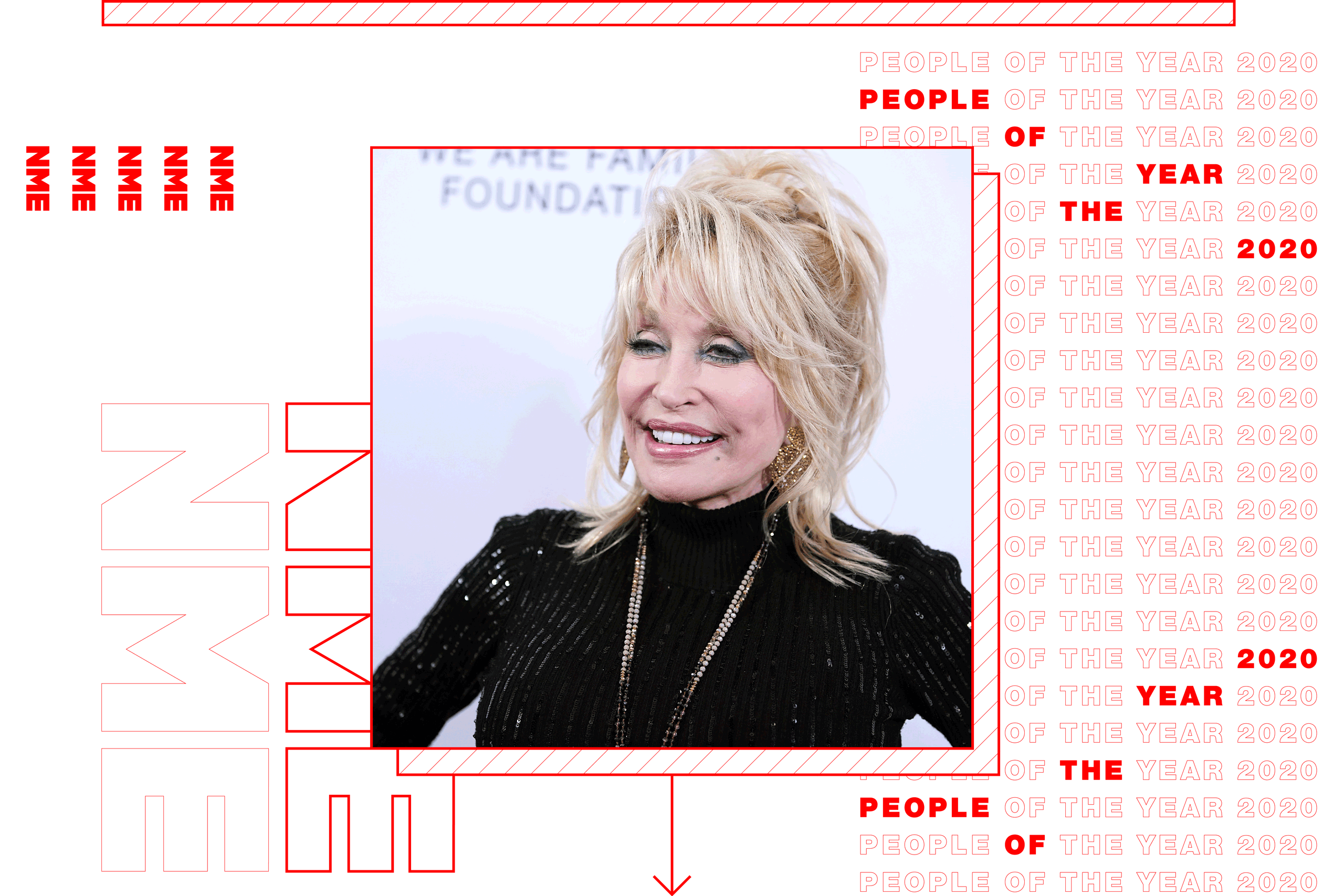 nme people of the year 2020 dolly parton