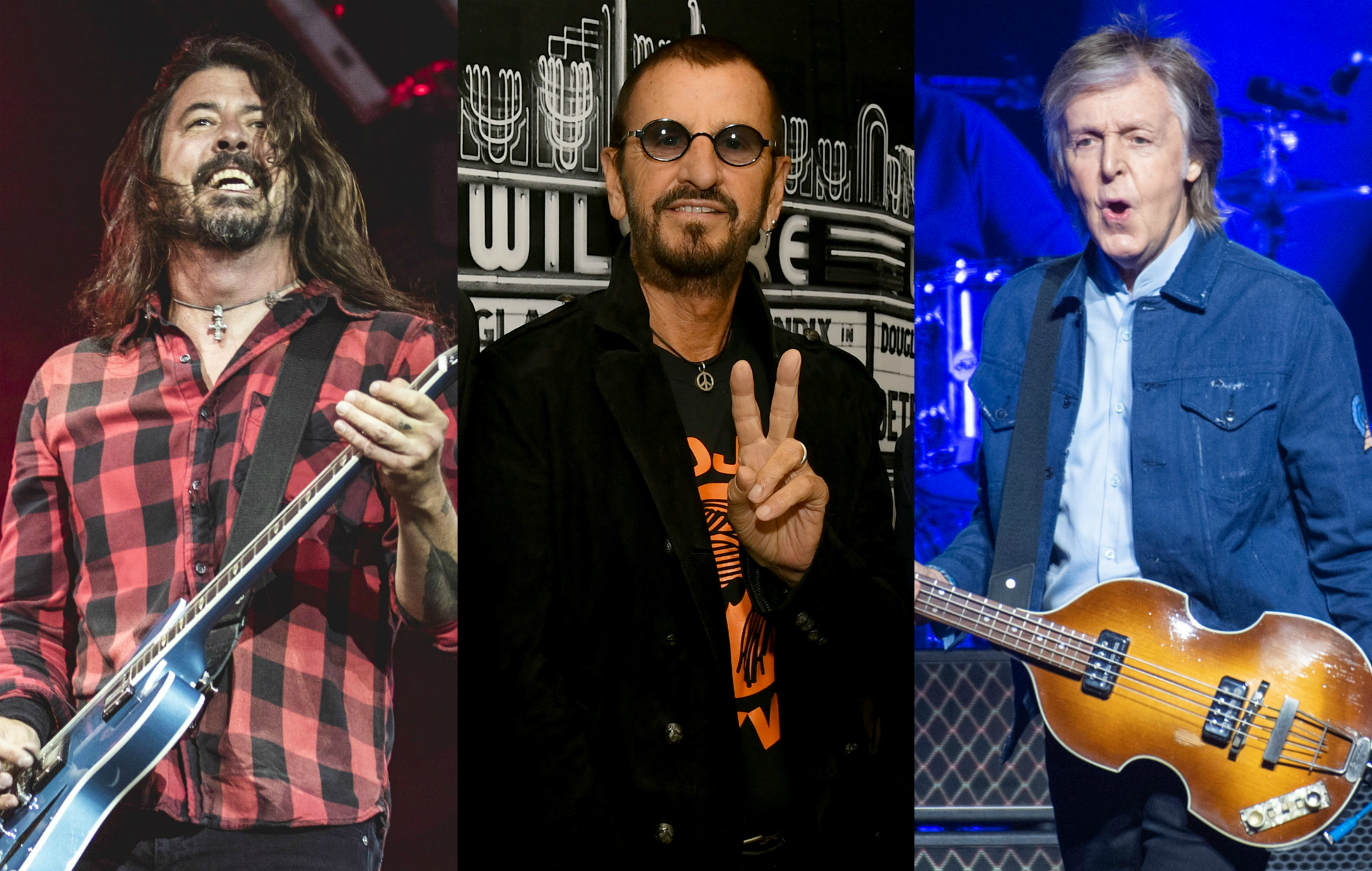 Ringo Starr announces 'Zoom In' EP featuring Paul McCartney and Dave Grohl