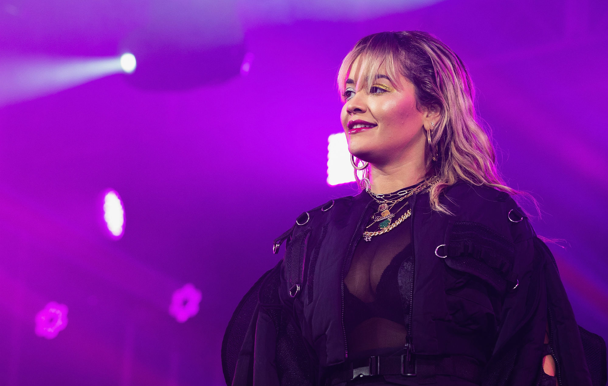 """CCTV cameras """"turned off at Rita Ora's covid-rule breaking birthday party"""" 2"""