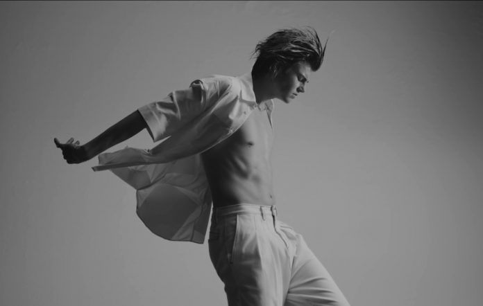Still from Ruel's 'say it over' video