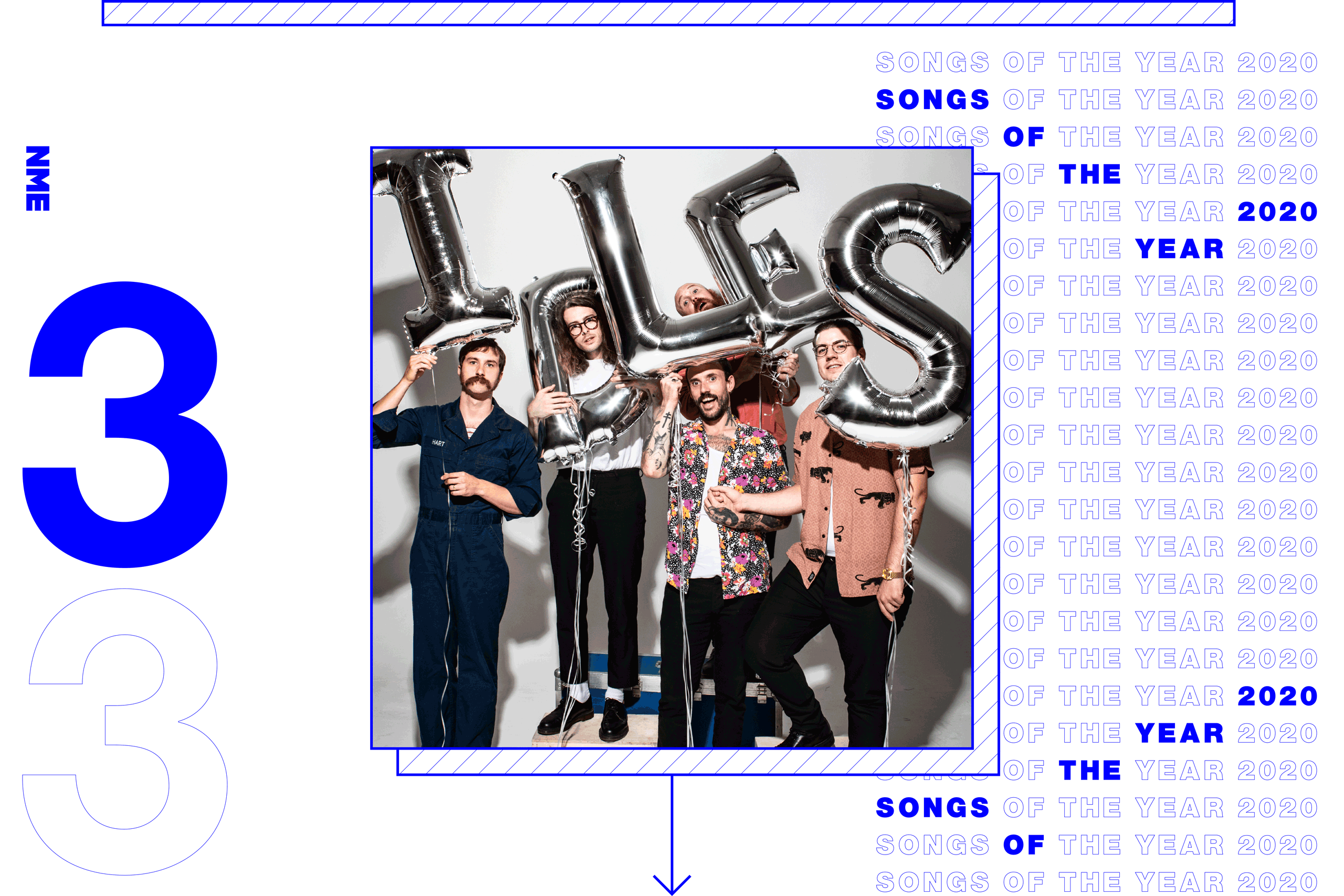nme songs of the year IDLES – 'Grounds'