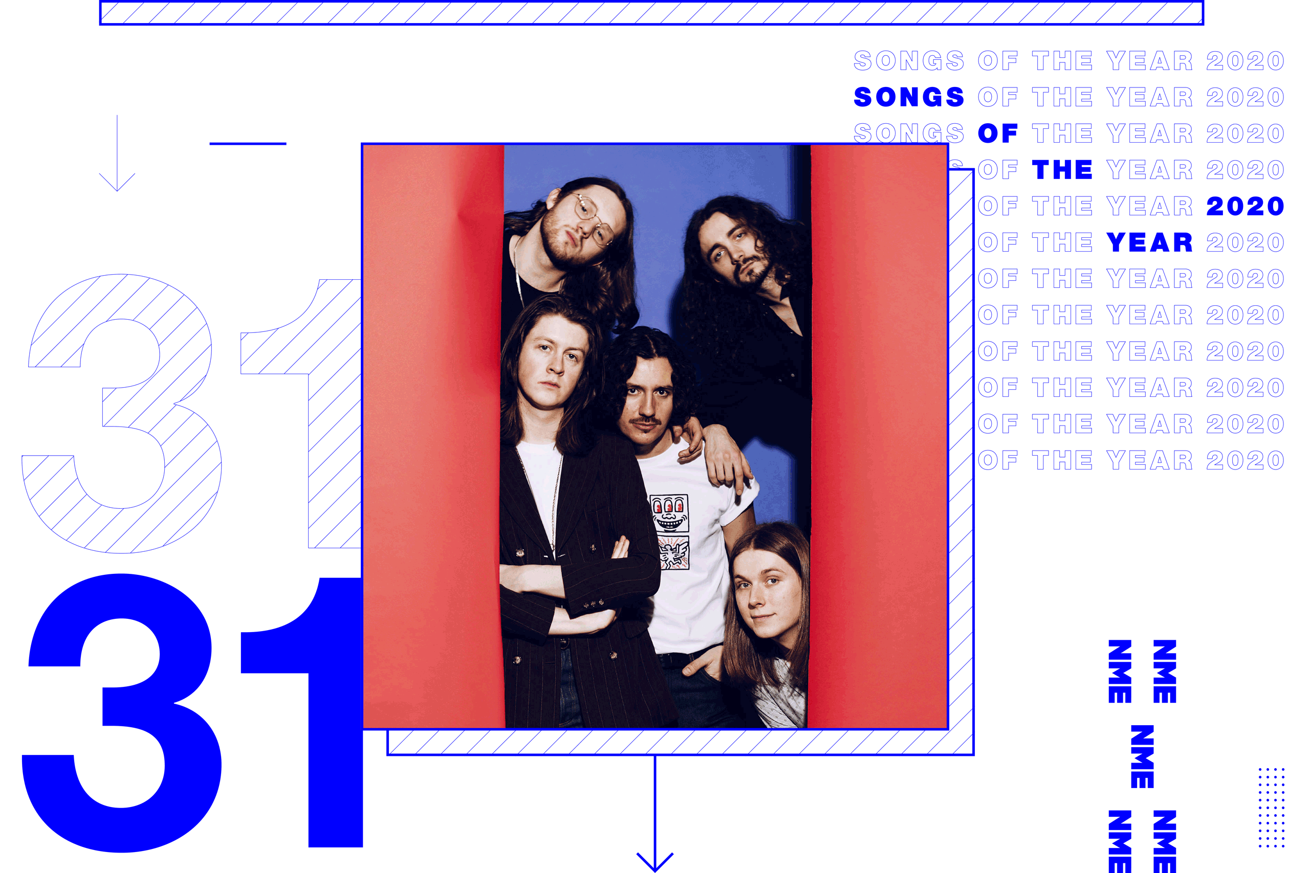 nme songs of the year Blossoms – 'If You Think This Is Real Life'