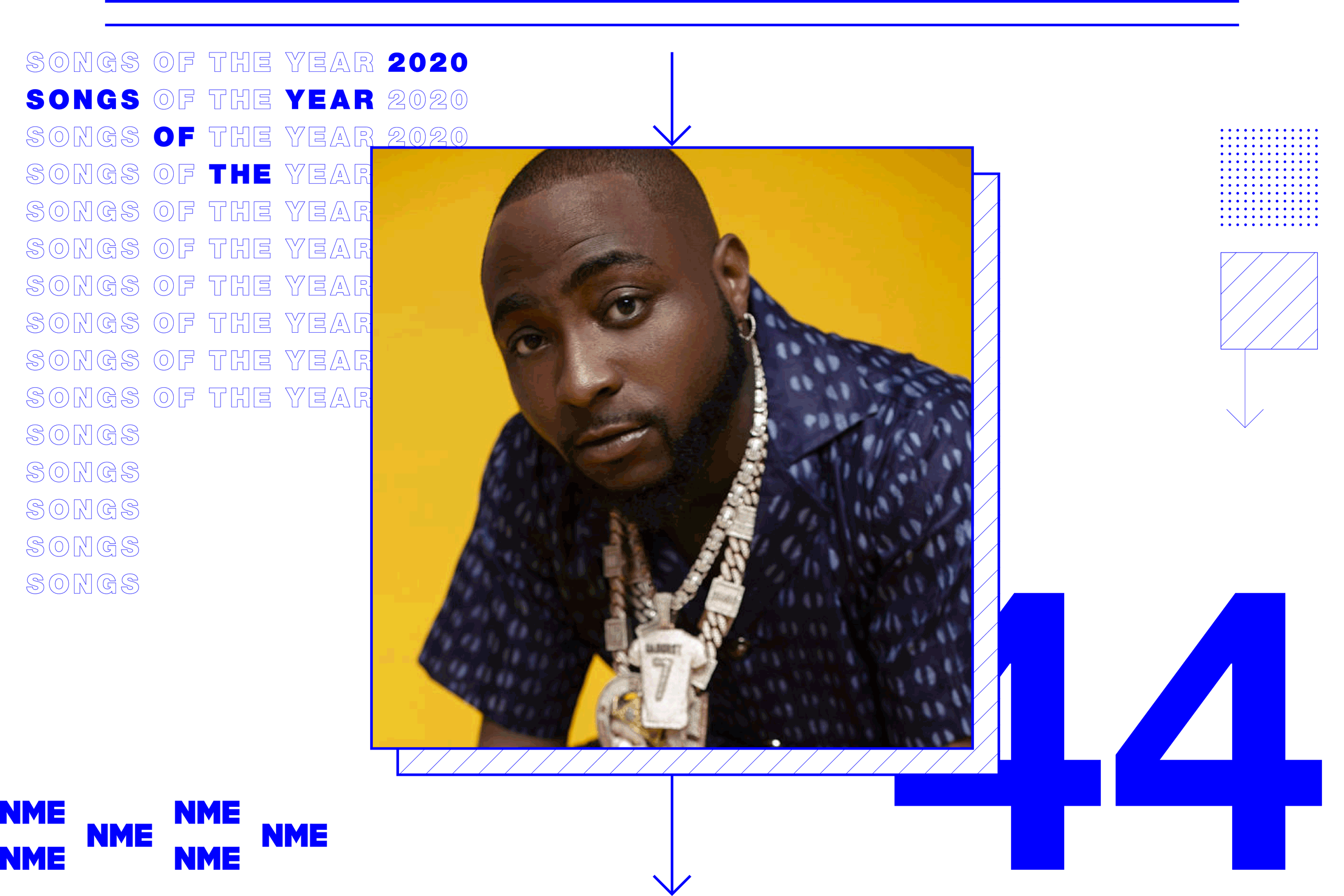 nme songs of the year Davido – 'FEM 5'