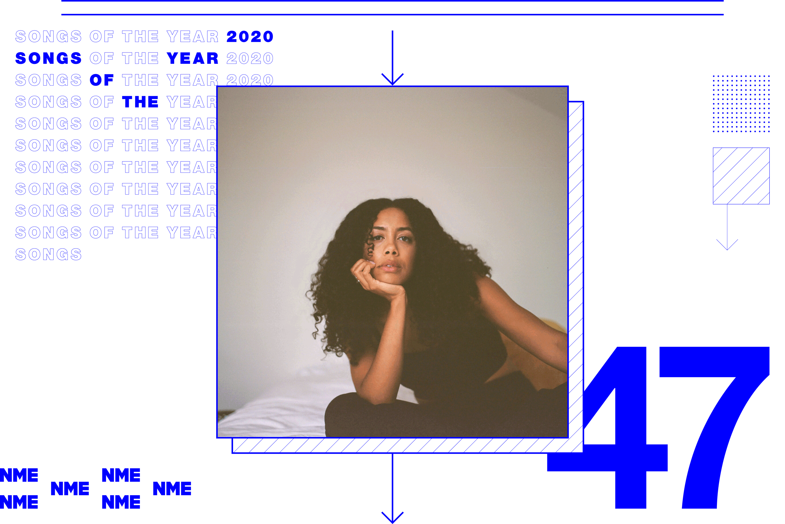 nme songs of the year Jayda G – 'Both Of Us'
