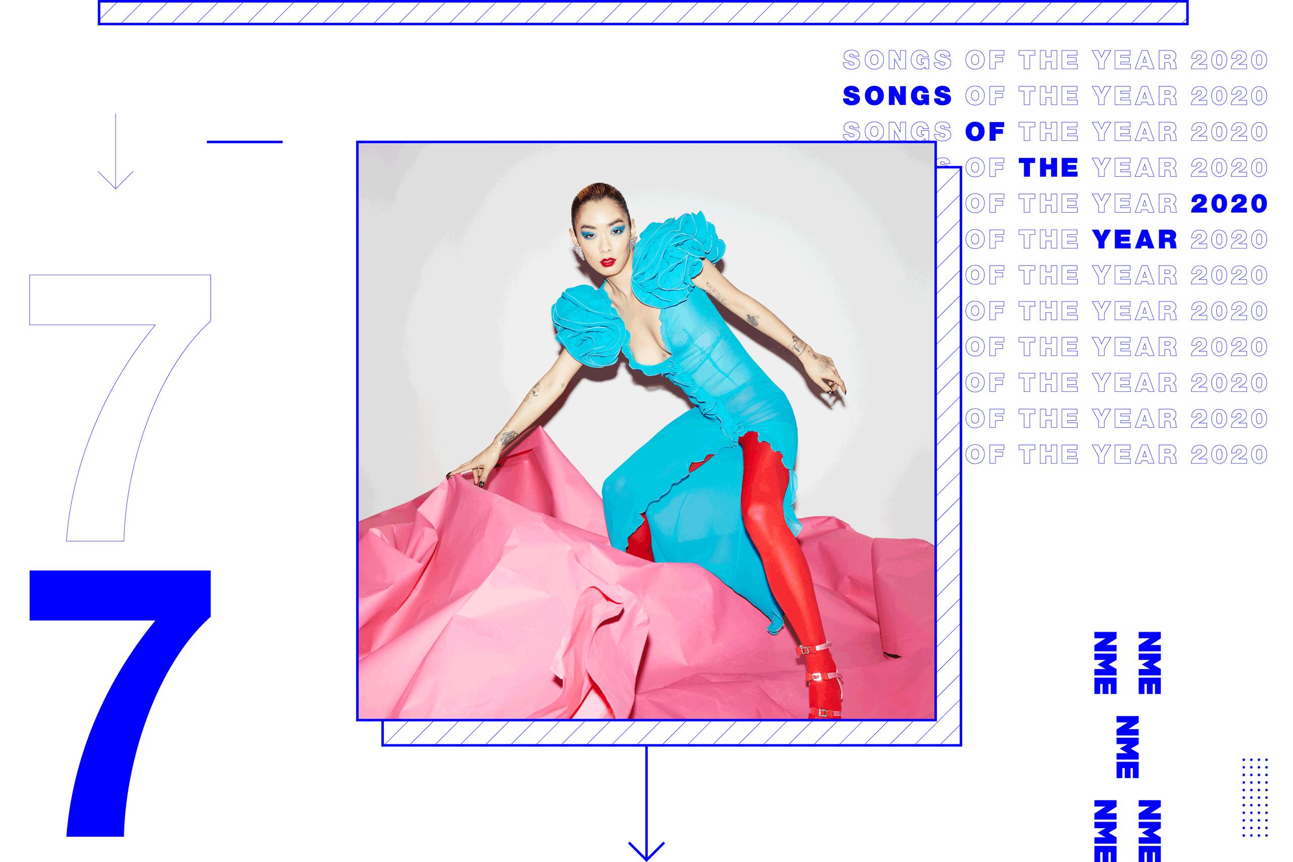 nme songs of the year Rina Sawayama – 'XS