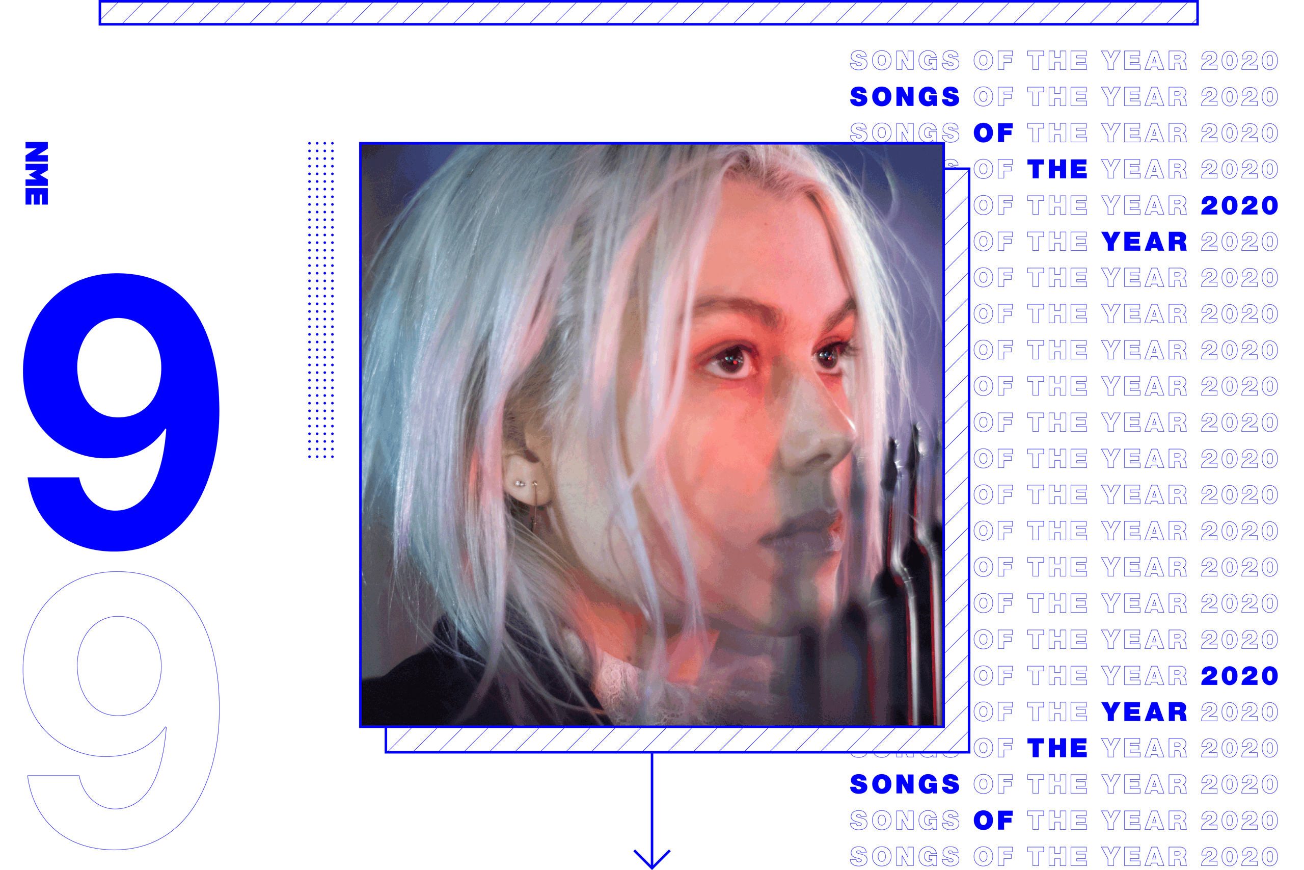 nme songs of the year Phoebe Bridgers – 'I Know The End'