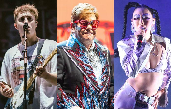 Elton John World AIDs day livestream