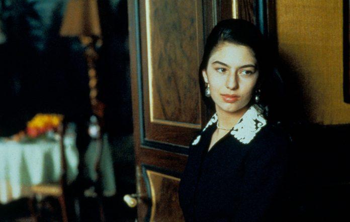 Sofia Coppola in 'The Godfather III'
