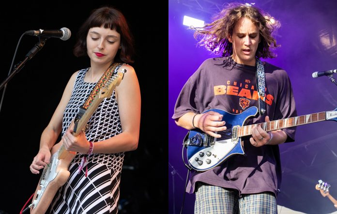 Stella Donnelly and Spacey Jane's Caleb Harper