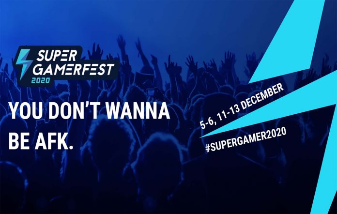 SuperGamerFest 2020 DOTA