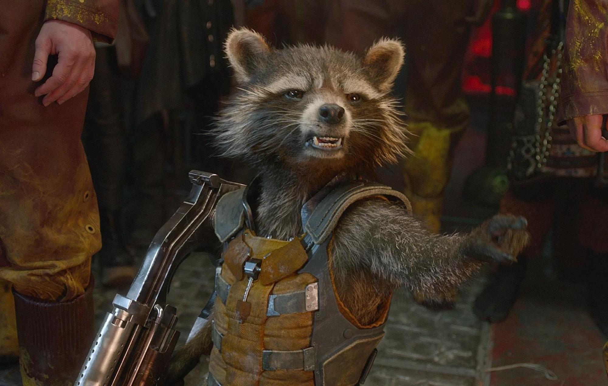 Rocket, Guardians Of The Galaxy