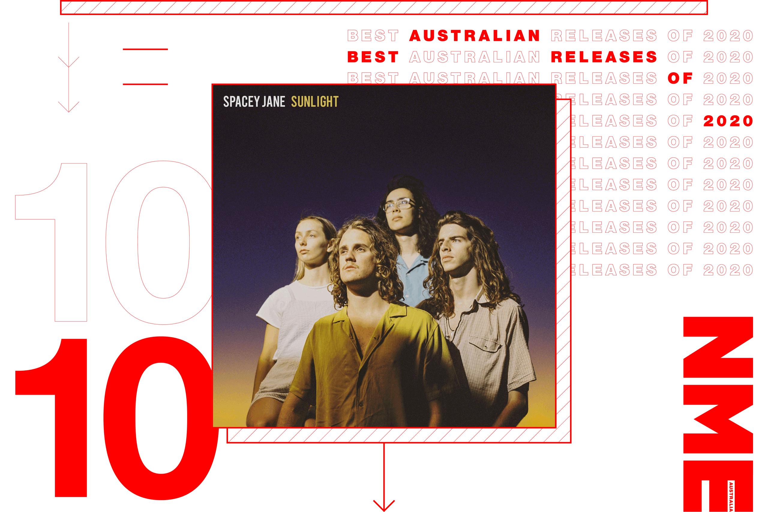 NME Australian Album Release 10