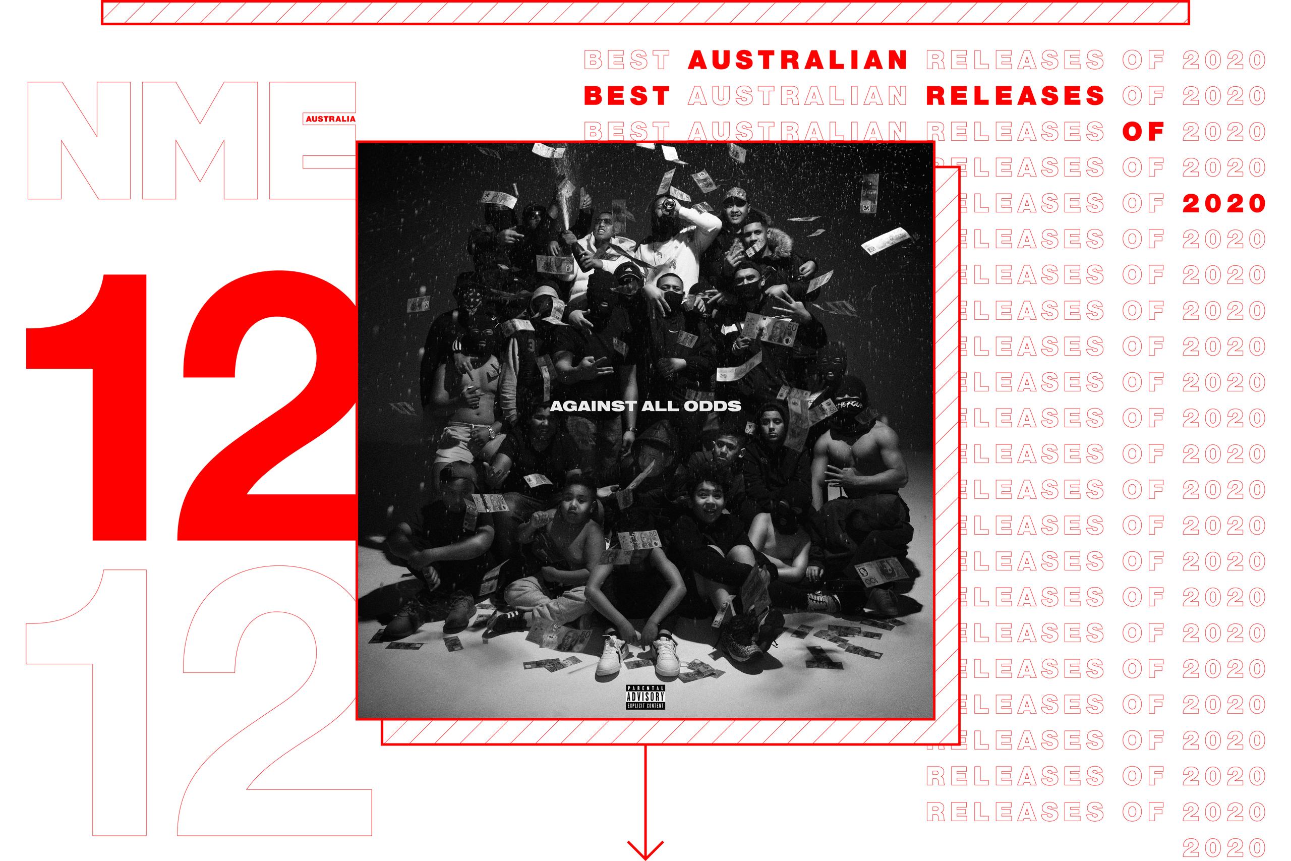 NME Australian Album Release 12