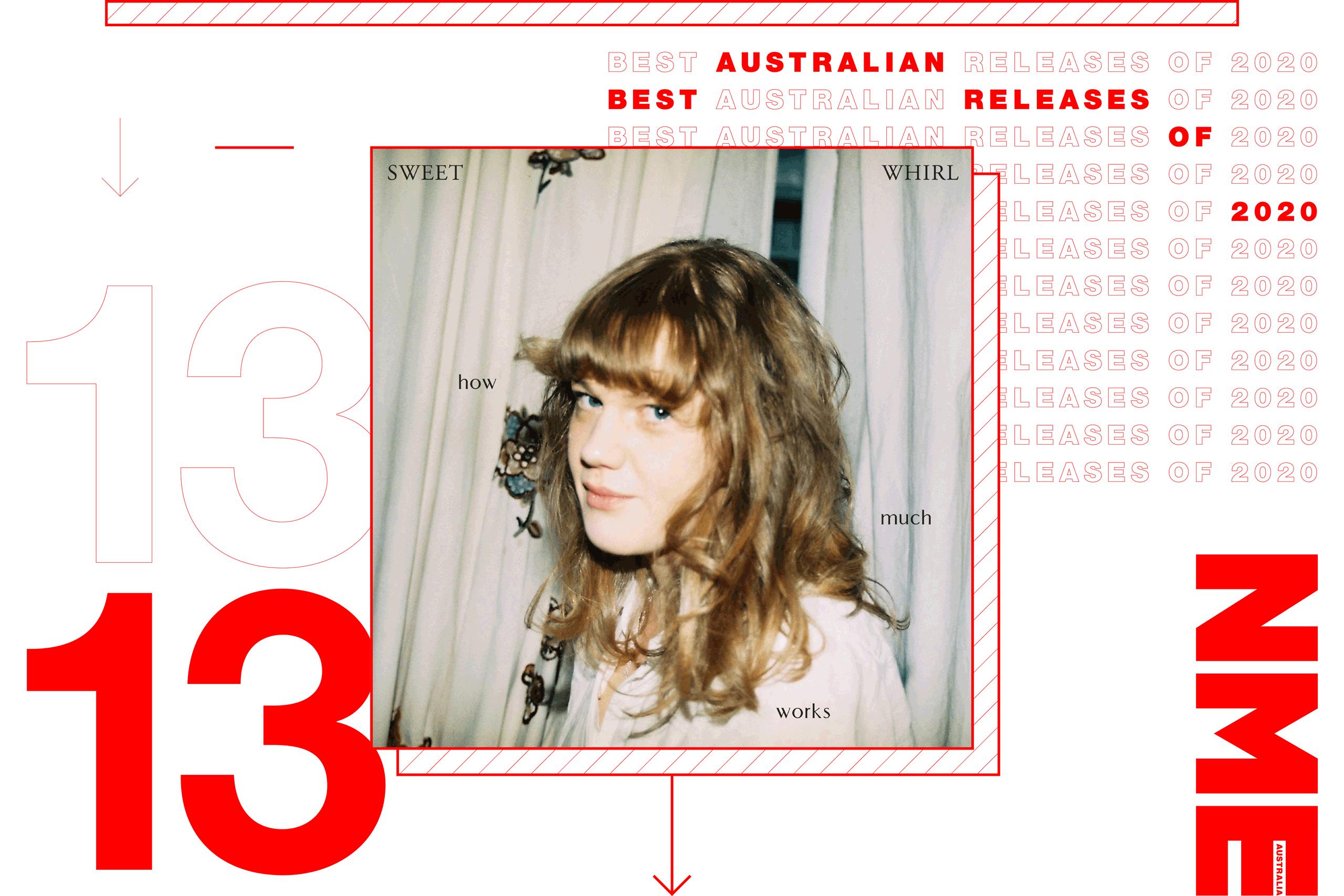 NME Australian Album Release 13