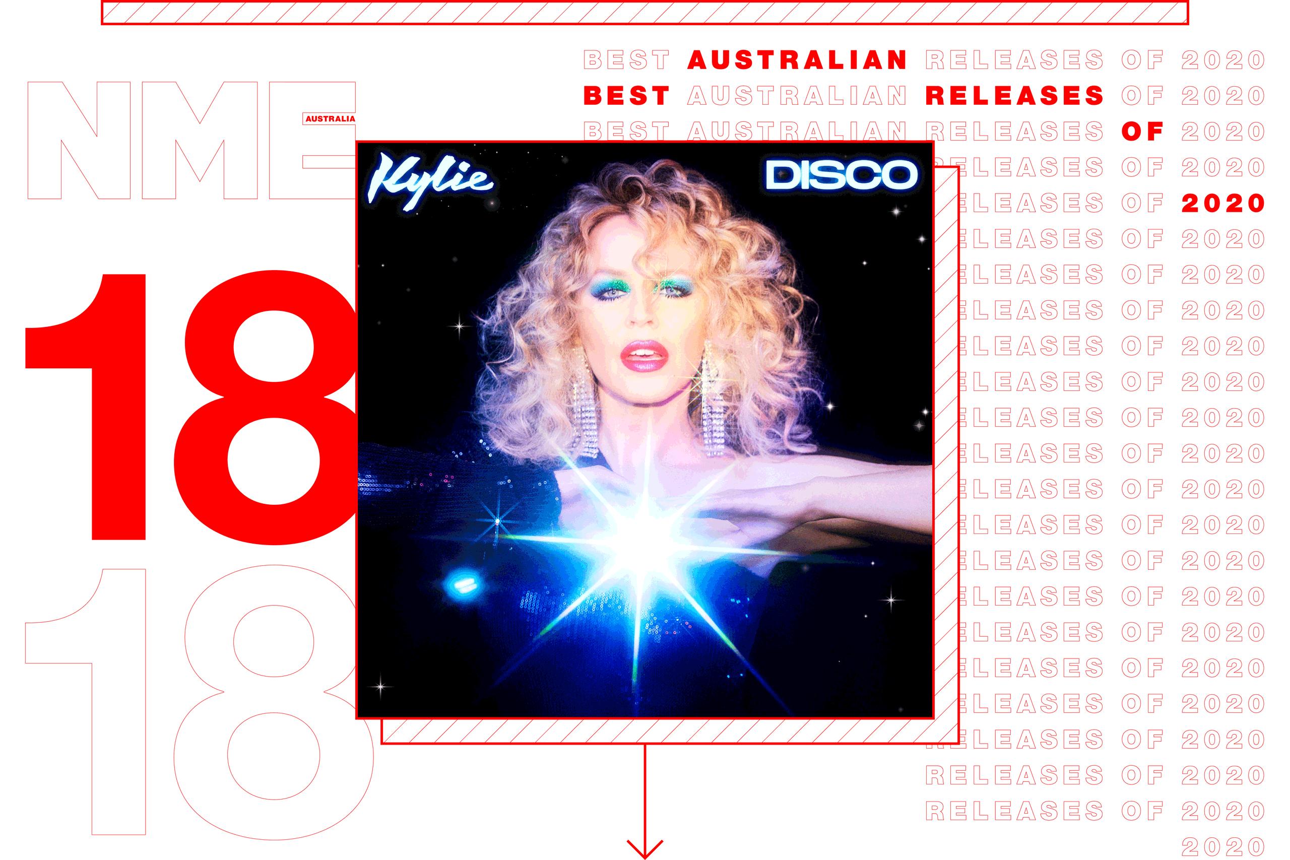 NME Australian Album Release 18