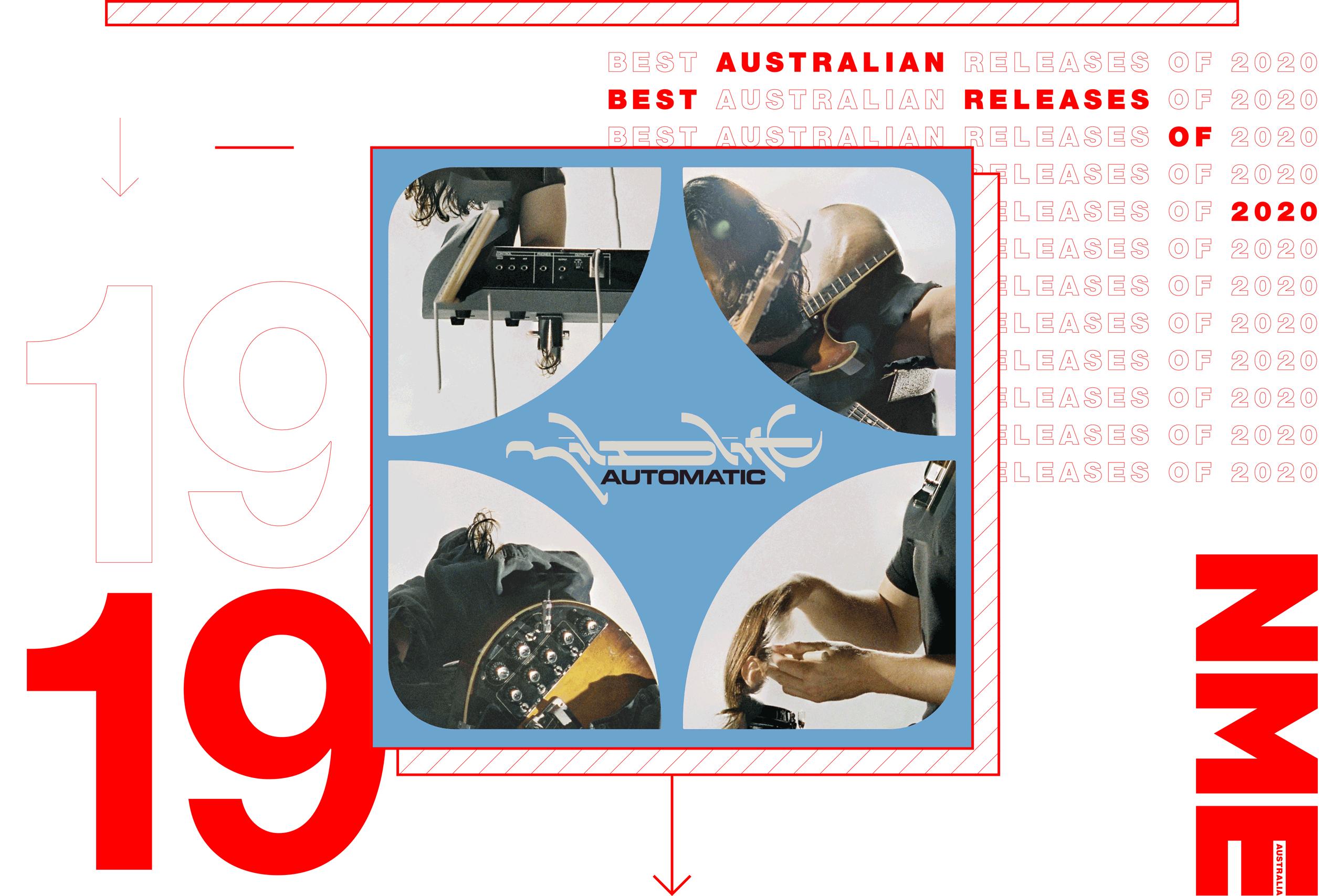 NME Australian Album Release 19