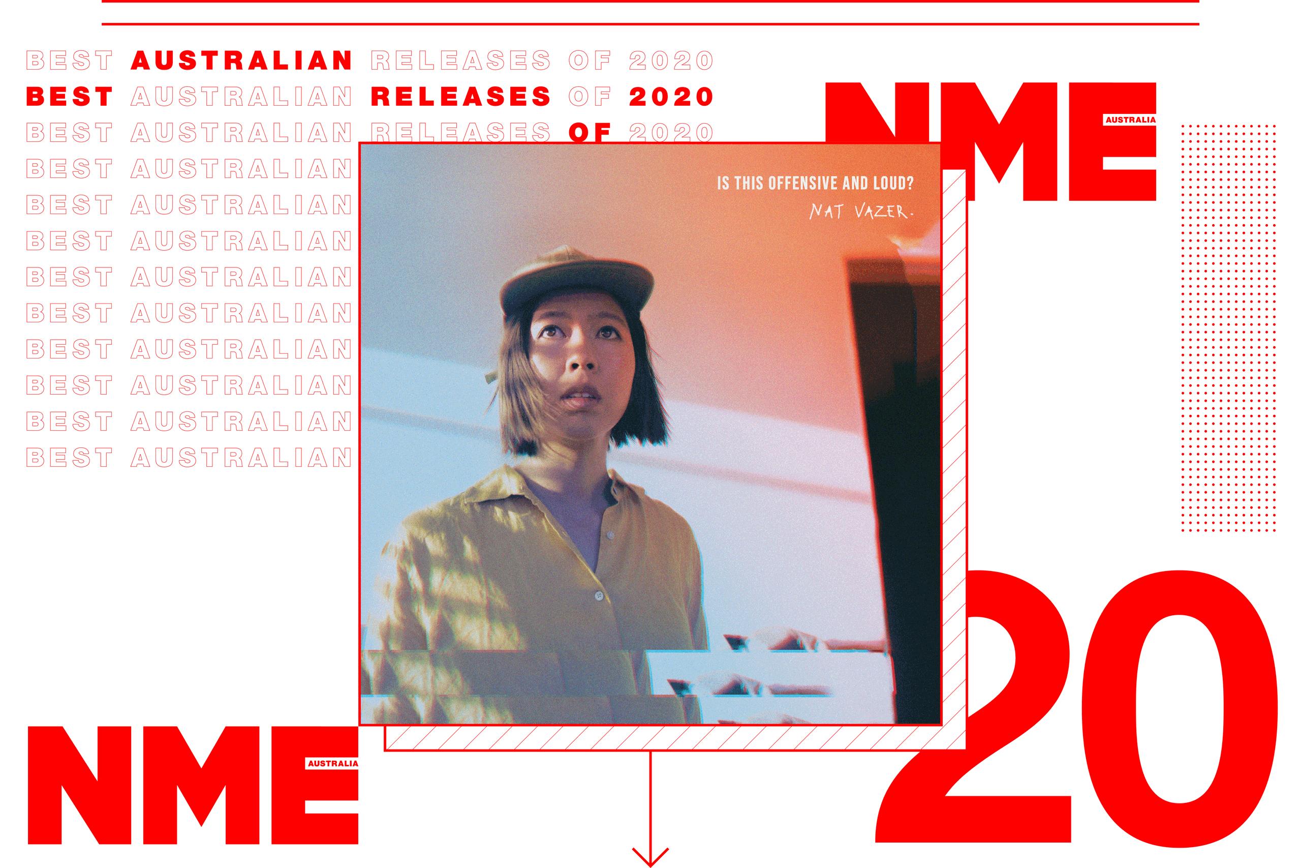 NME Australian Album Release 20