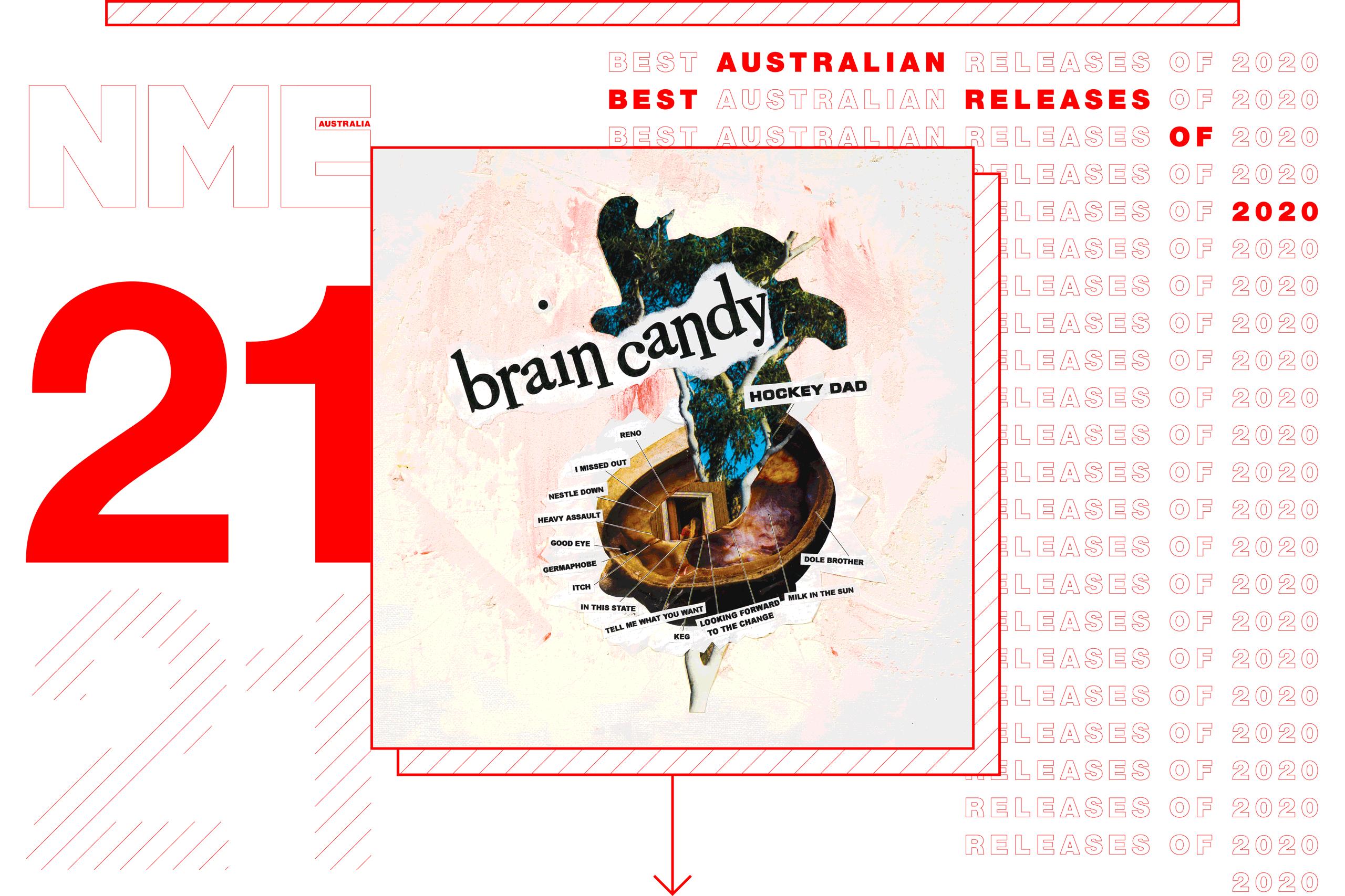 NME Australian Album Release 21