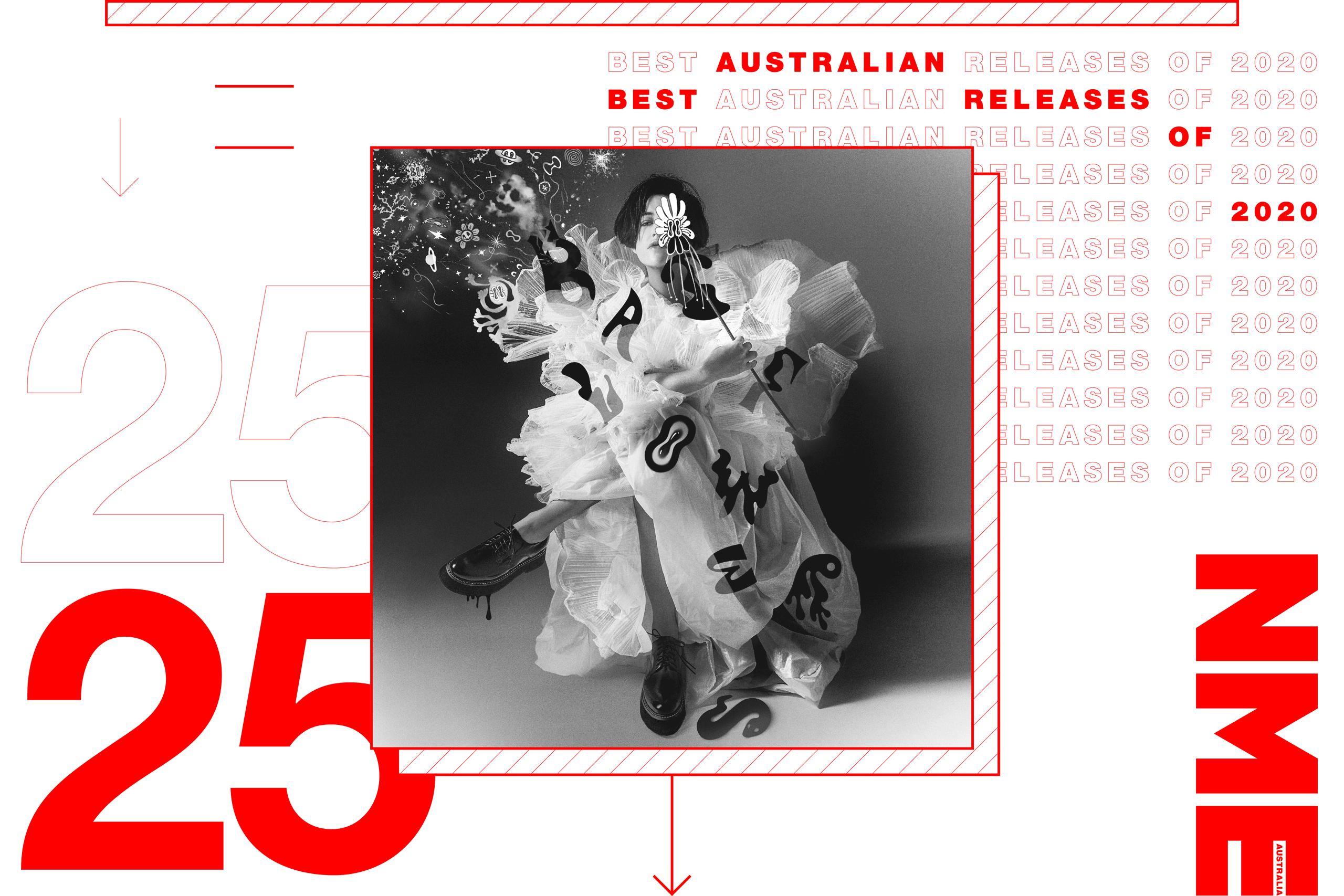 NME Australian Album Release 25