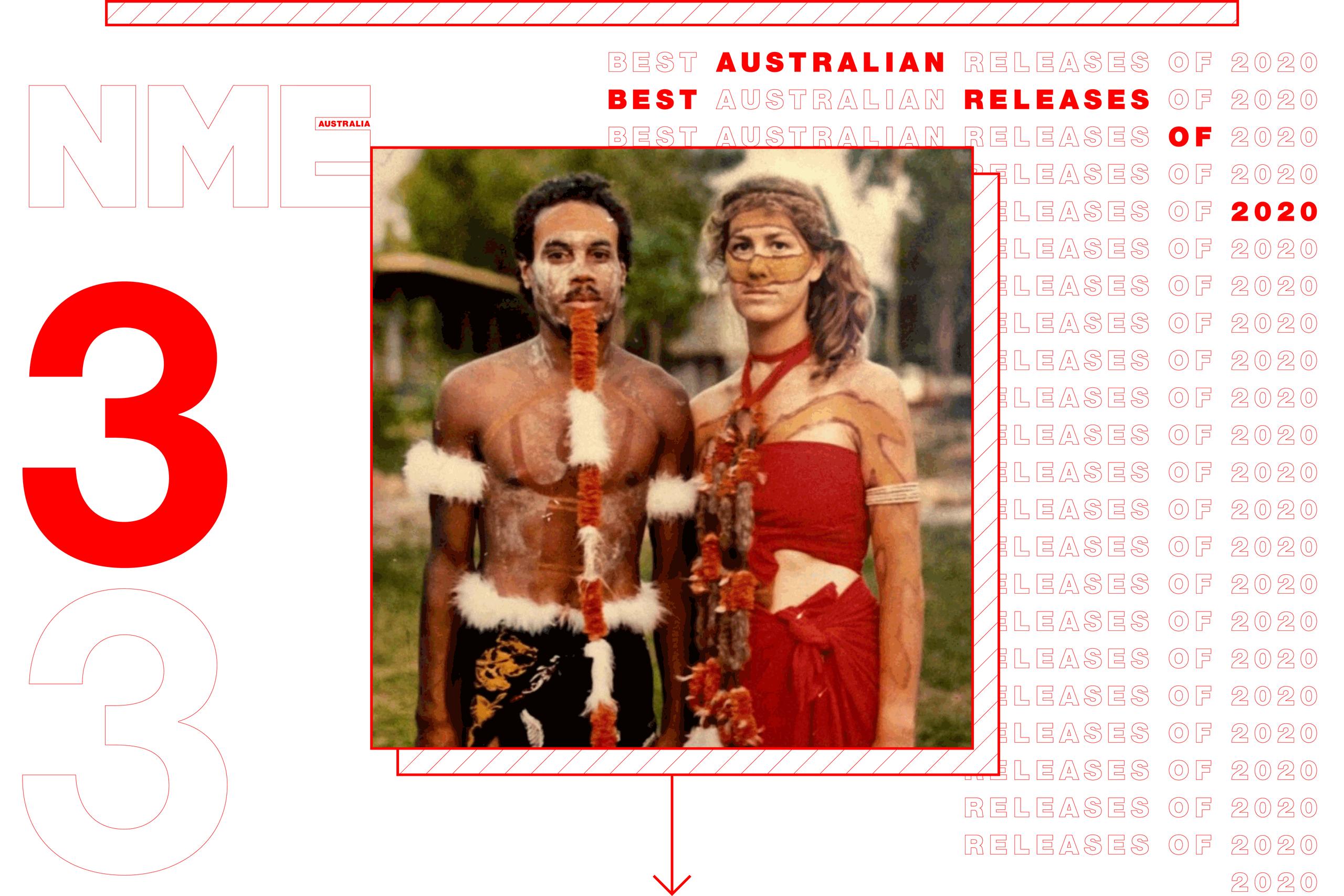 NME Australian Album Release 3