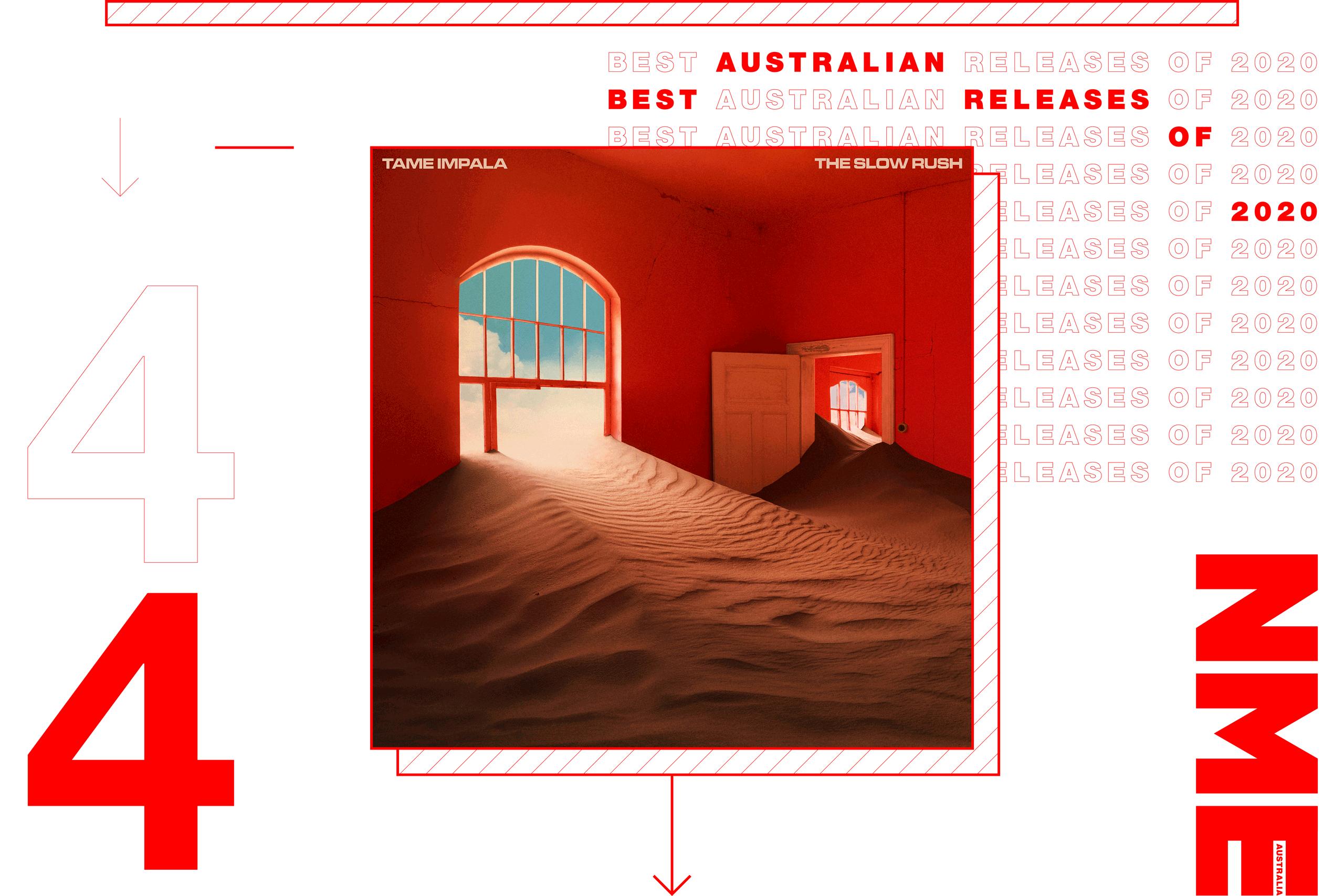 NME Australian Album Release 4