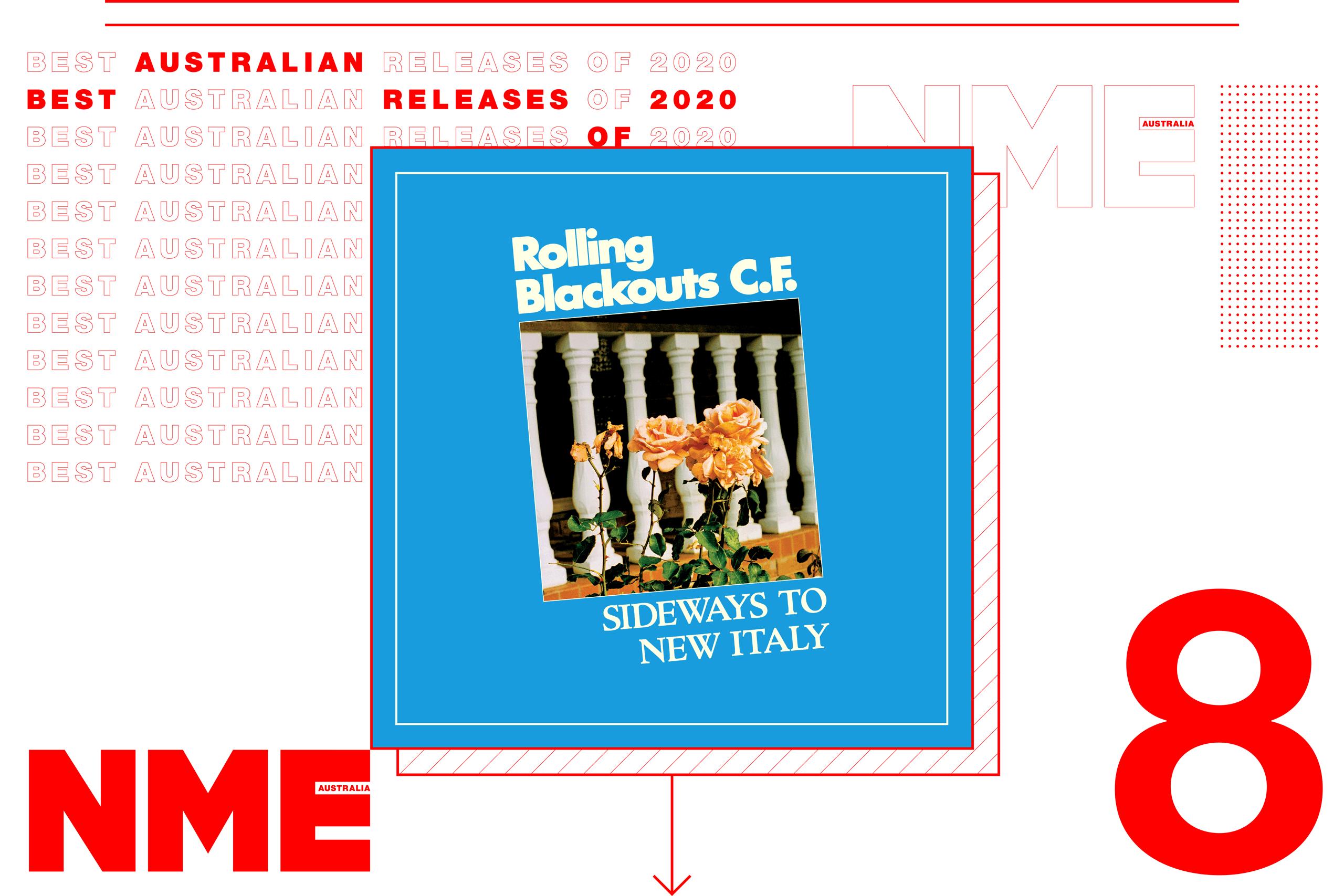 NME Australian Album Release 8