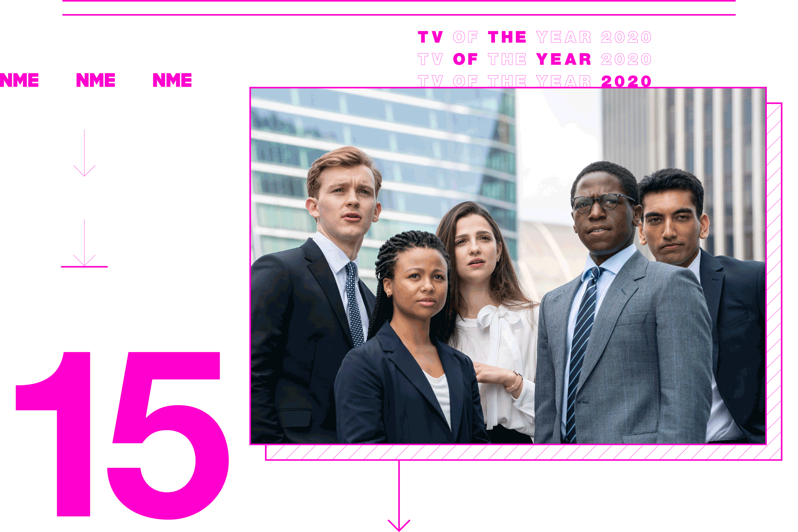 Tv Show of the year Industry