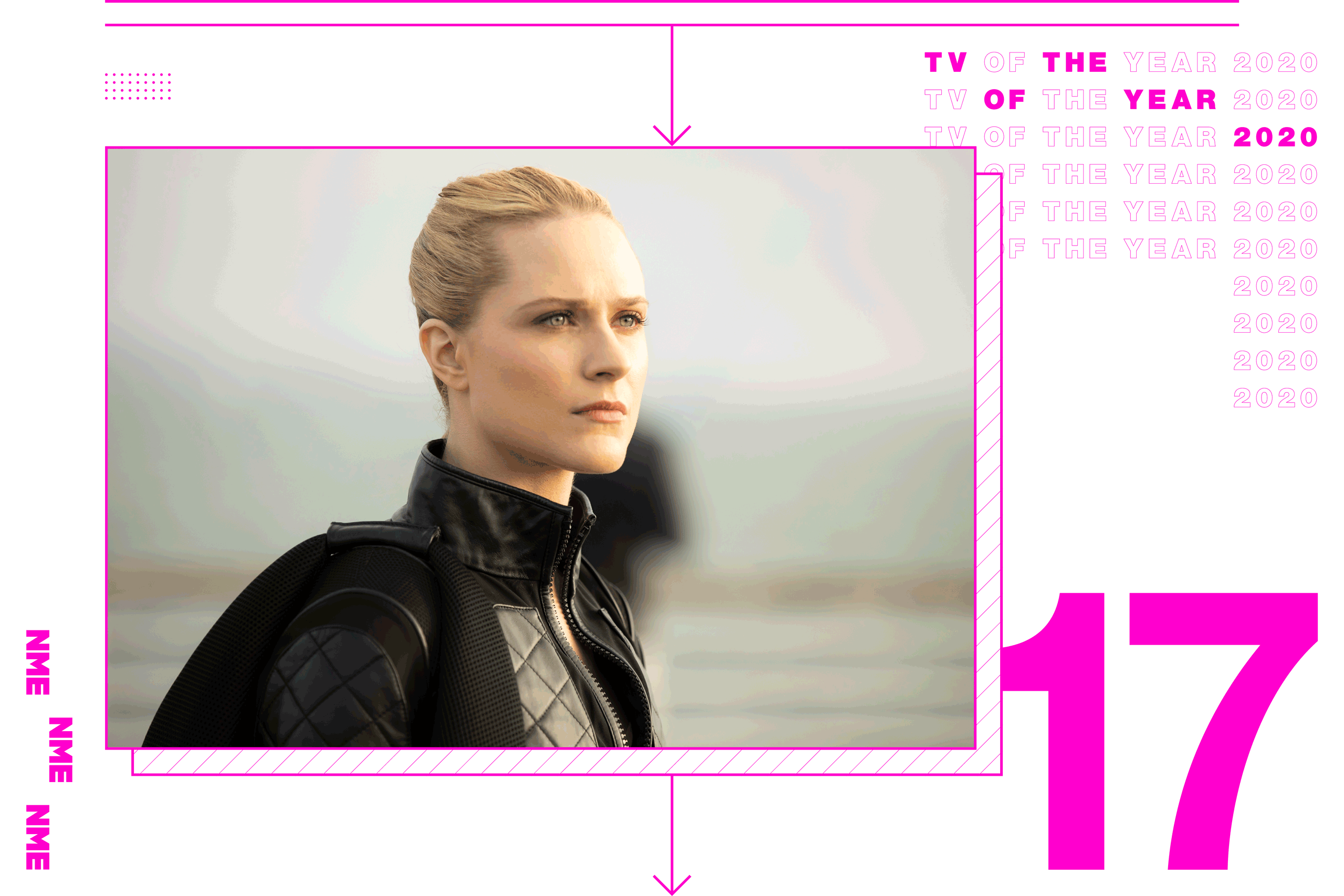 Tv Show of the year Westworld