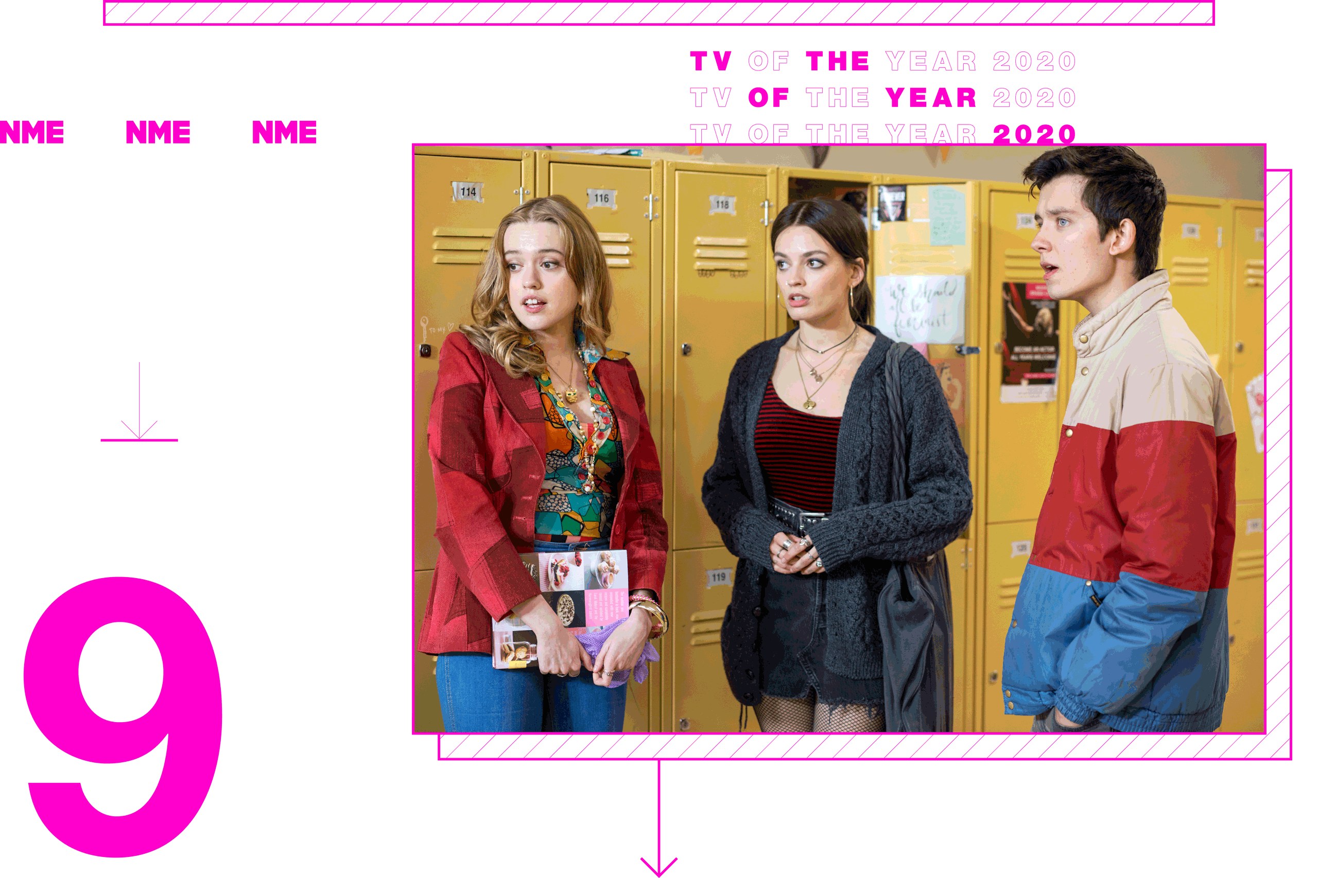 Tv Show of the year Sex Education