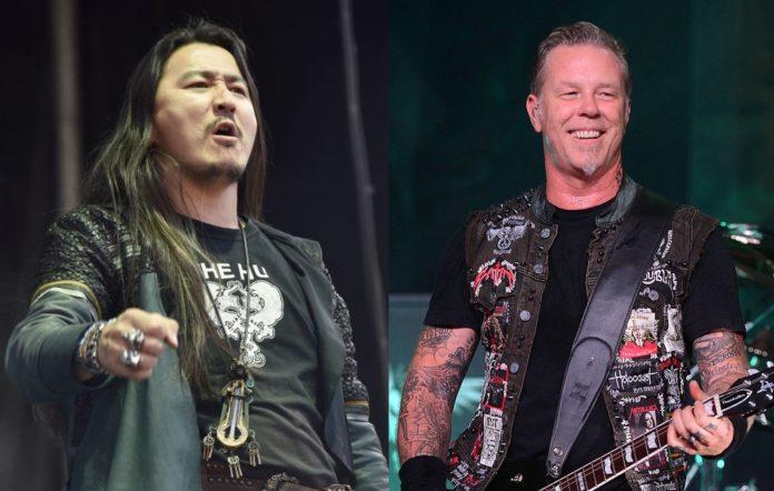 The Hu and Metallica