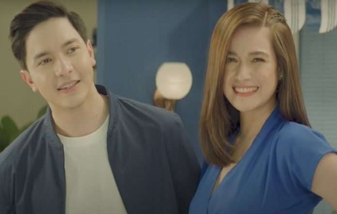 alden richards and bea alonzo star in a moment to remember