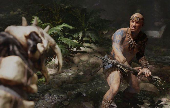 Vin Diesel in Ark II