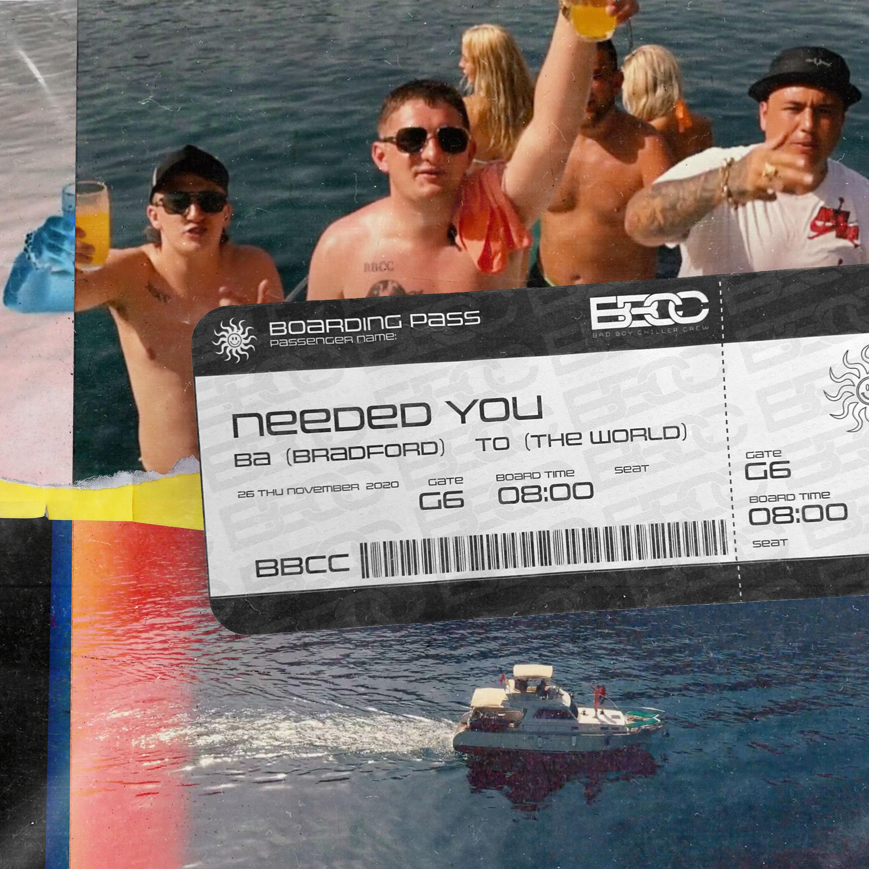 Bad Boy Chiller Crew - 'Needed You'