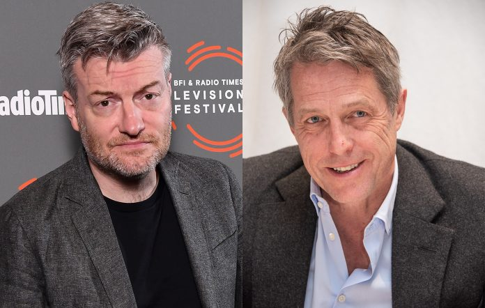 Charlie Brooker Hugh Grant