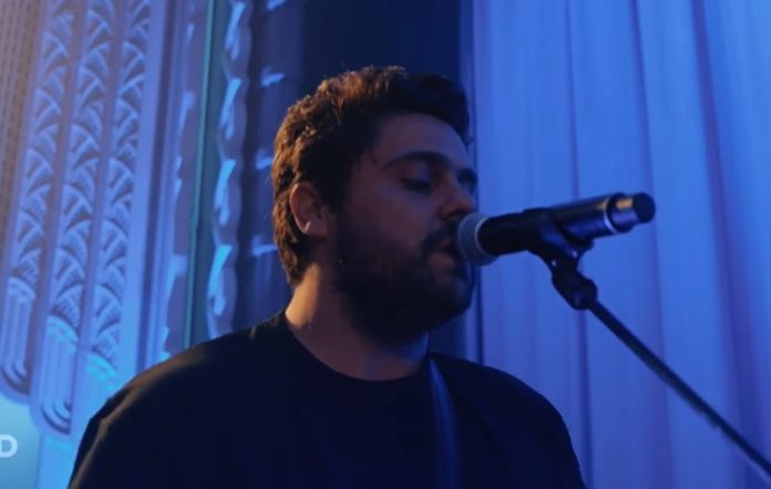 Watch Dan Sultan and Leah Flanagan perform 'Old Fitzroy' from Sydney's Orpheum Theatre
