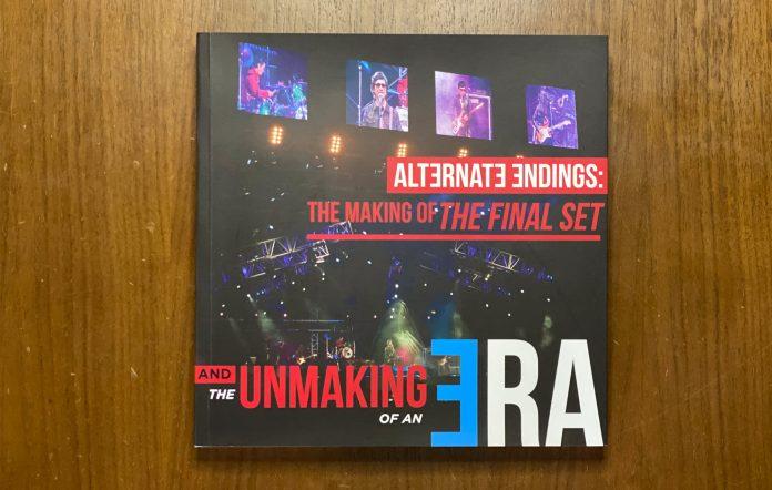 Eraserheads 2009 reunion concert Final Set photo book Alternate Endings Offshore Music