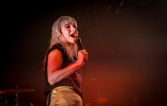 hayley williams massive attack jack antonoff cover