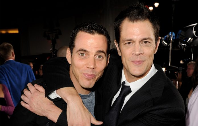 Jackass Steve-O Johnny Knoxville