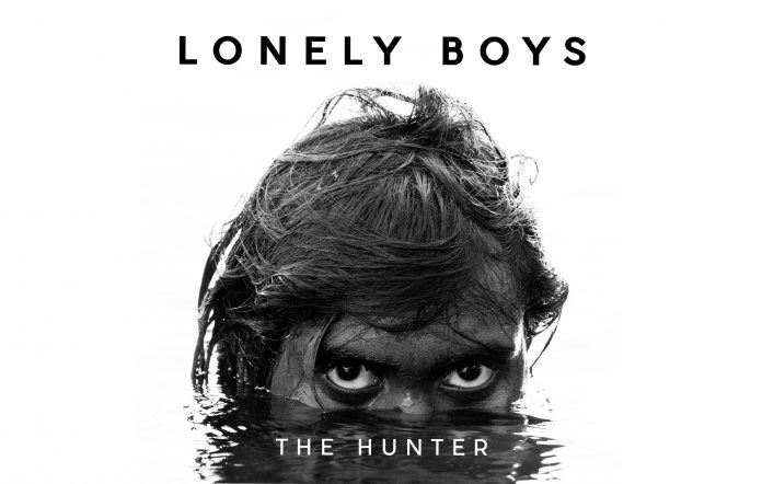 lonely boys the hunter ep artwork